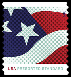 Stars and Stripes - Last United States Postage Stamp | Stars and Stripes