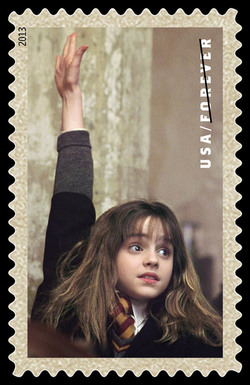 Hermione Granger United States Postage Stamp | Harry Potter