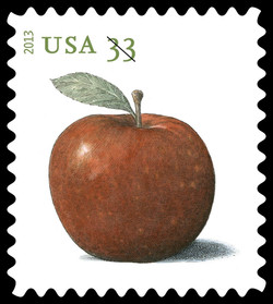 Baldwin Apple United States Postage Stamp | Apples