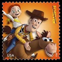Toy Story 2 United States Postage Stamp | Mail a Smile