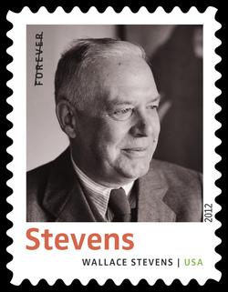 Wallace Stevens United States Postage Stamp | Twentieth-Century Poets