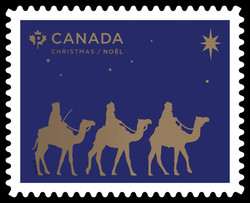 The Magi - Christmas 2019 Canada Postage Stamp