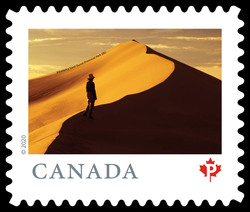 Athabasca Sand Dunes Provincial Park - Saskatchewan Canada Postage Stamp | From Far and Wide