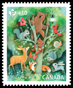Community Foundation 2020 Canada Postage Stamp